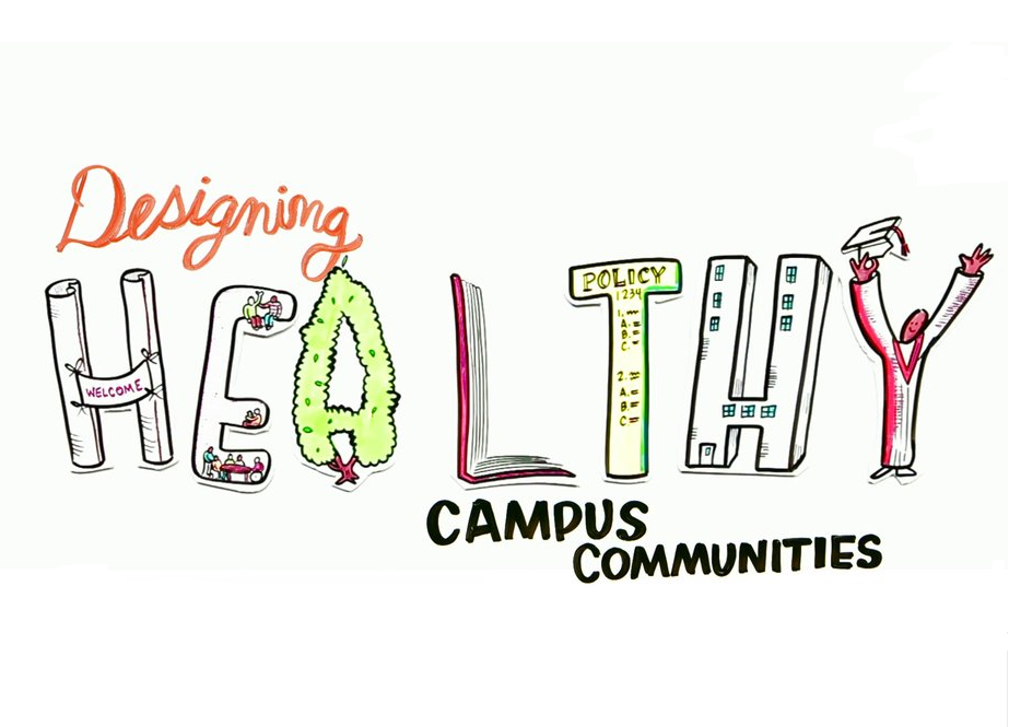 Designing Healthy Campus Communities