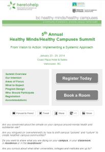 2014 summit invitation