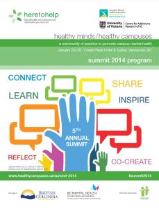 Summit 2014 program photo