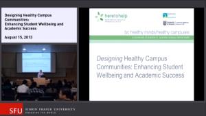 designing healthy campus communities webinar