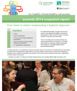 Summit-Snapshot-Report-2014