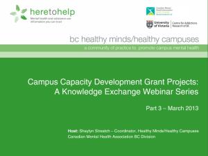 campus capacity grants webinar 3