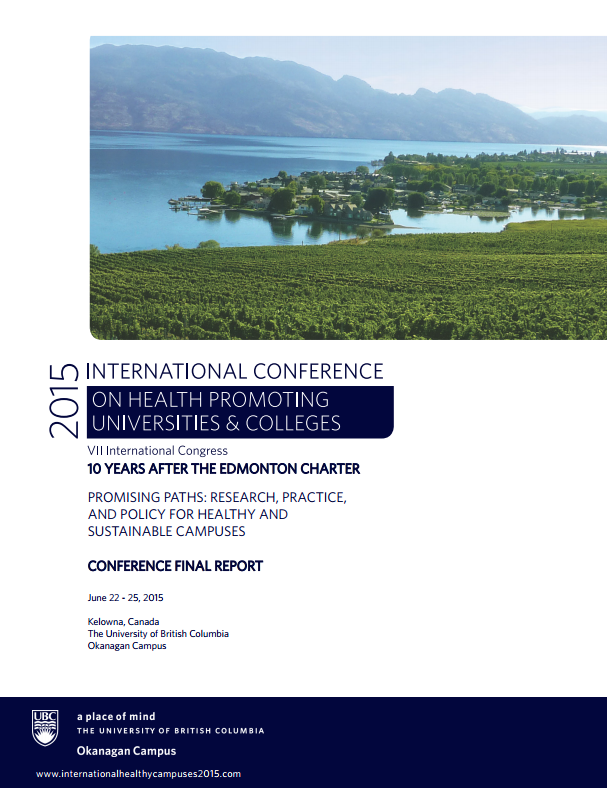 2015 intl conf report cover
