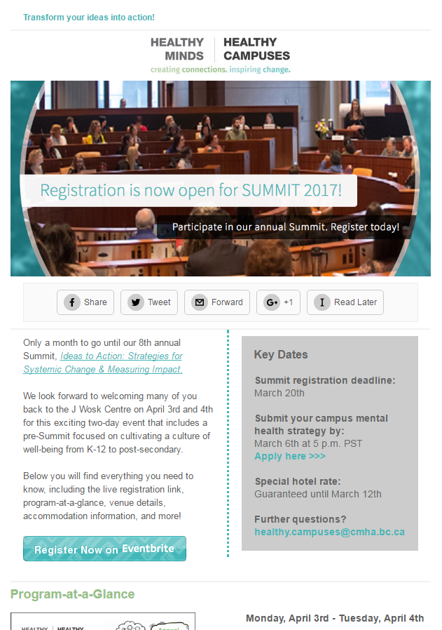 Register for SUMMIT 2017!