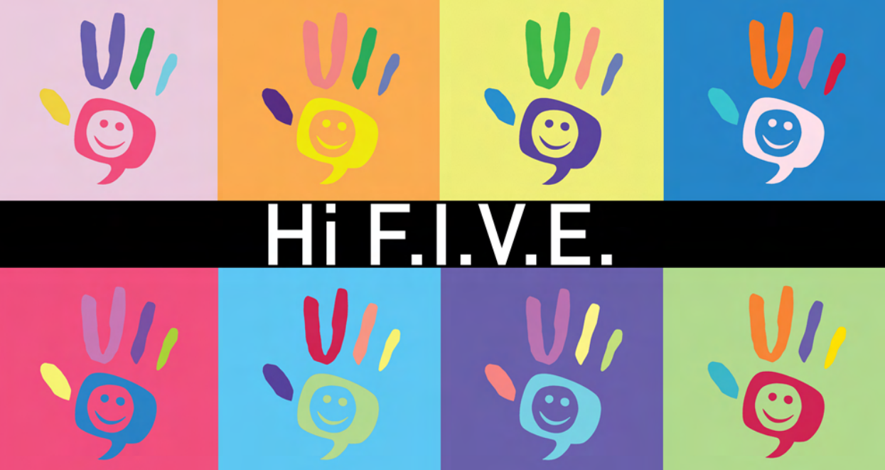 Hi F.I.V.E. Movement for Mental Health