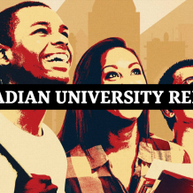 canadian university report