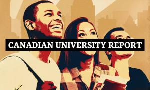 canadian university report