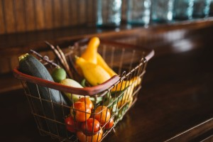 food basket