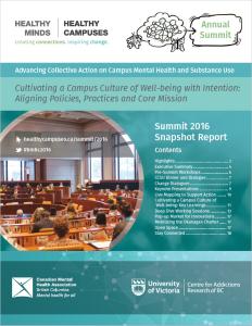 Summit2016_Report