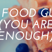 No food guilt