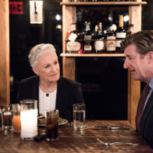 Glenn Close and Patrick Kennedy