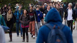 International student burnout