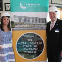 New Camosun Centre